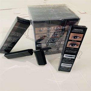 Doppio di alta qualità testa Legit Ciglia Il Best Lashes maggiore volume Curl drammatica Raffreddare nero di trucco Lashes Mascara Eye