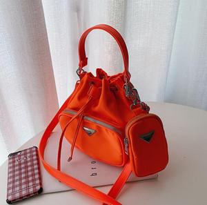 Мода Женщина Повседневного сумки плеча Bucket Lady Малый сумки Хобо Lady Композитного сумка подмышки Сумка