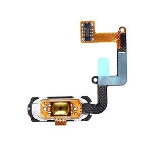 50pcs Touch Id Fingerprint Sensor Flex For Samsung Galaxy A3 A5 A7 2017 A320 A520 A720 A520f A720f Home Menu Button Flex Cable