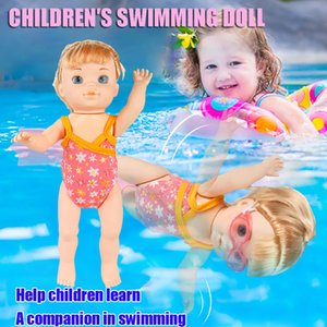 Water Fun Swimming Pool Waterproof Electric Doll Best Gift Toy For Children Deals