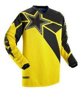 New T-shirt de mangas compridas downhill roupas mountain bike roupas de ciclismo jaqueta de verão off-road roupa da motocicleta de secagem rápida longa sleev