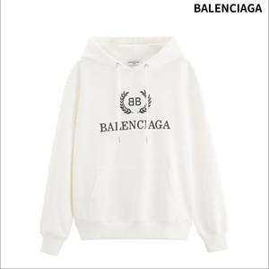 Balenciaga 19FW klassischen Männer Frauen Hoodies Sweatshirts Art und Weise T-Shirt Hip Hop-Sweatshirt Straße PulloverHoodies Pullover Outwear
