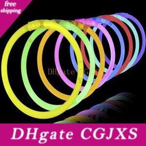 Glow Stick Bracelet Colliers Party Neon Led Flashing Light Sticks Baguette Nouveauté Toy Led Concert Vocal Led Sticks flash
