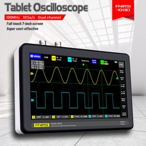 Digital Oscilloscope 100MHz Bandwidth Multifunction Oscilloscope 1GSa   s Sampling Rate 7inch Color LCD Screen#