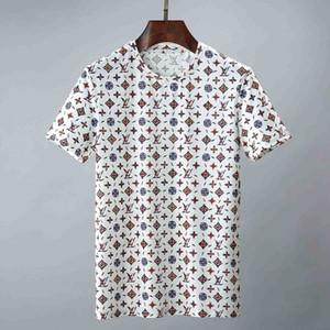 FF New Luxury Designers Paris fans de T-shirts Vêtements pour hommes femmes d'été T-shirts Casual mode lettre de coton à manches courtes Medu