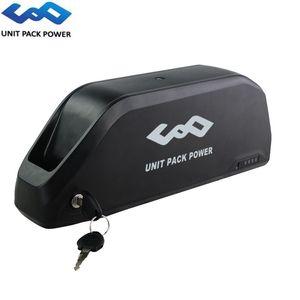 Super Capacity 48Volt Polly Plus eBike Battery 48V 24.5Ah 21Ah 18Ah 15Ah Bicycle Batteries for Bafang 1000W 750W 500W 350W Motor