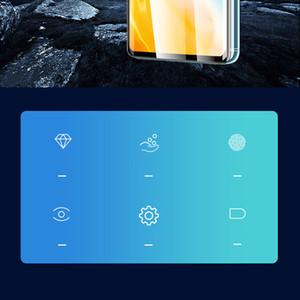 Para Huawei P40 Pro P30 Pro Mate P20 Honra 30 Full Protector Filme Soft Hydrogel TPU Protetora (não vidro)