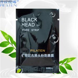 Emme Siyah Yüz Bakımı Pilaten Temizleme Yırtılma Stil Gözenek Şerit Derin Temizleyici Burun Akne siyah nokta Yüz Maskesi Kaldır Siyah Kafa Maskesi