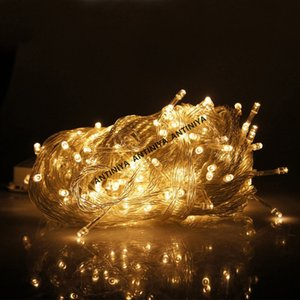 10/20/40 AA ANTINIYA LED Garland avec des piles pour Noël, décoration de fête, les mariages, les feux clignotants de Noël