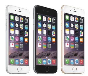 Reformiert iphone 6 4.7inch IOS 12 System 4G-Netz freigeschaltet arbeiten mit Touch-ID Refurbished Telefon