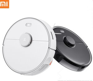 Xiaomi S5 Max Robot Vacuum Cleaner Automatic Smart Planned Sweeping Dust Sterilize Washing Mop APP WIFI