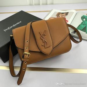 Heiße Verkaufsdamebeutel Luxus-Designer-Umhängetasche modisch diagonal Ledermaterial Beutel berühmter Marke Schulter-Beutel hohe Qualität