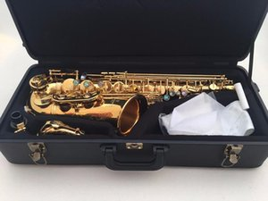 new High-quality Saxophone Yanagisawa A-992 E Alto Sax   wind   Sax instrument Perfect quality Free shipping and Hard box
