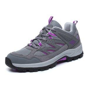TaoBo 2020 donne di marca di scarpe da trekking Dimensione 36 mesh traspirante Outdoor Esplora Multi-Fundtion Femminile leggero antiscivolo Climbing