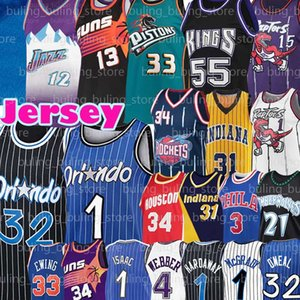 Shaquille O'Neal 32 Jersey Patrick Grant 33 Colina Ewing Tracy Penny Hardaway 1 McGrady Steve Nash Julius Erving Jason Williams John Stockton
