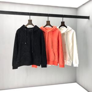 2020SS Primavera ed estate Nuova stampa di cotone di alta qualità a manica corta Collo t-shirt T-shirt T-shirt T-shirt: S-L-XL-XXL- Colore: Nero Bianco AN4