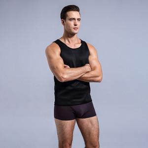 dVjKk ynVmJ European body-shaping men's style top fast sweat-absorbing vest fitness Top vest elastic body-shaping clothing