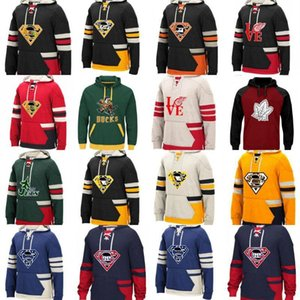 Чикаго Blackhawks Anaheim Ducks Toronto Maple Leafs Nashville HESTATTS MONTREAL CANADIENS Vancouver Canucks Hoodie Hockey Jerseys