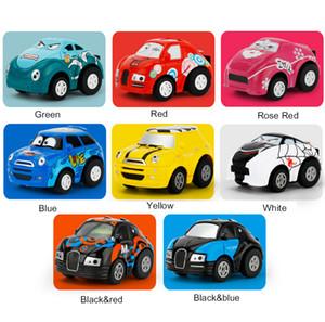 New 2.018 crianças mini Remote Control Car Line e assistir escolar do brinquedo