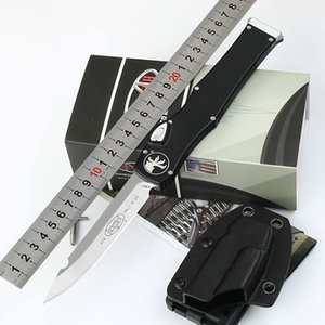 Automatic knife 150-10 HALO V 6 ELMAX blade Aluminum alloy handle out front the automatic tactical knife
