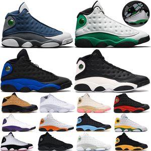 13 13s sapatos de basquete Jumpman Flint Og Chinês Ano Novo Playground Criado Chicago Playoffs XIII 2020 Ilha Green Homens Mulheres Cestas Sneakers