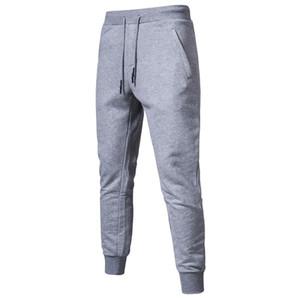 Survantie Hommes en Coton Survantie d'Excension Qualit Streetwear Pantalons De Cours Nouveau 2020 Printemps Joggers Sport IQKCP