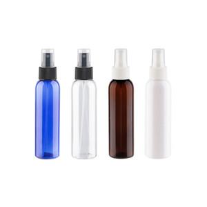 150ml X 12 Plastic Spray Pump Bottles For Liquid Medecine PET Colored Round Container With Fine Mist Sprayer DIY Perfume Bottle