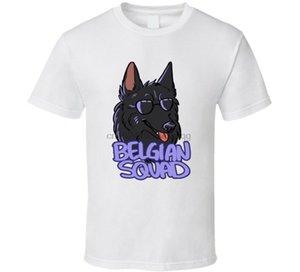 Belgian Malinois Dog Breed T-shirt Tee