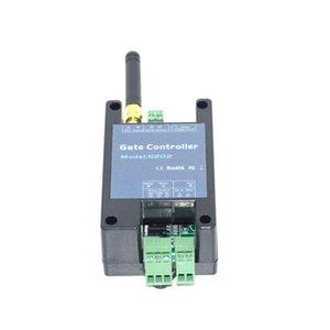 GSM التحكم عن بعد فتحت البوابة GSM G202 التبديل التتابع واحد للانزلاق المرآب البديل بوابة فتاحة (استبدال RTU5024)