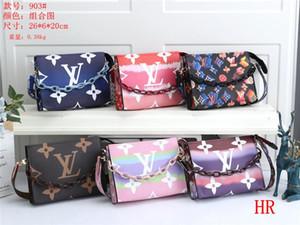 2020 стили сумки Известные Имя моды кожаные сумки женщины плеча Tote сумки Lady сумки M Сумки кошелек HR903