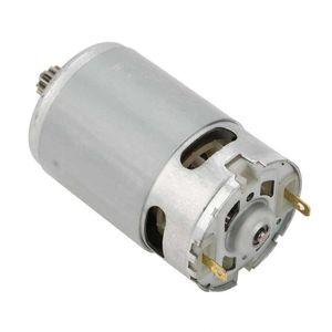 12V / 21V / 8V 16 / 25V de dos velocidades 12 dientes de engranaje DC motor para la máquina del taladro eléctrico