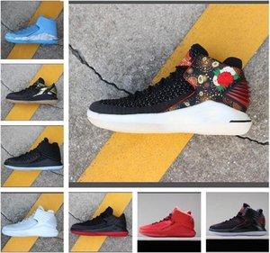 2020 ar NakeskinJordâniahomens retro ajaj32 basquete 32 Jumpman 32s basquete sapatos OG CNY cimento Westbrook mens Sneaker X8Ks #