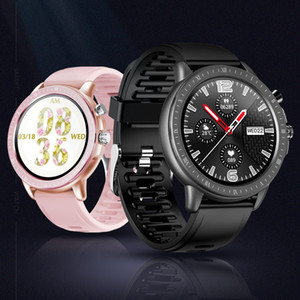 S02 Smart Watch Full Touch Men Women Sport IP67 Waterproof Clock Heart Rate Blood Pressure Monitor Smartwatch