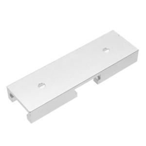 Travail du bois 80mm rail diapositives outil Mitre Jig Slot T-track connecteur rail T-Slot