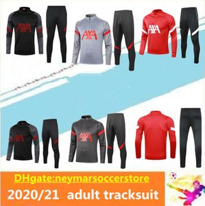 2020 2021 Training Fußball Trainingsanzug Set 2020 2021 maillot de foot Trainingsanzug Uniform Kit