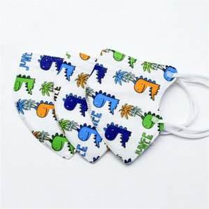 in stock face mask  kids fashion face masks children Spiderman animal breathable dustproof non woven mouth nose mask 3-9 years