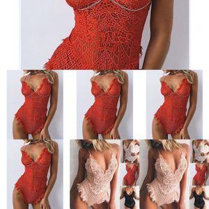 LQaFC costume Stage uniforme de sous-vêtements sexy sexy Sous-vêtements séduisant d'une seule pièce vêtements de dentelle costume de scène de vêtements
