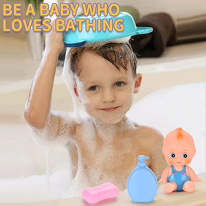 Baby's bath toys Keep baby company if he doesn't like to take a bath Make duckies, baby's playmate