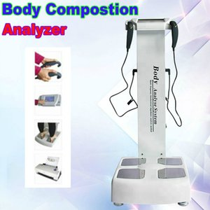 Beliebte Körperanalysewaage Höhe und Gewicht Test mit Infrarot-Drucker A4-Drucker für Salon und Gym
