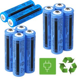 11.1W qualité supérieure rechargeable 18650 Batterie 3000mAh BRC Li-ion 18650 Batterie 3000mAh pour torche laser