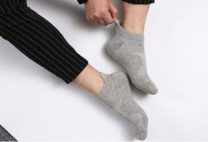 Socks Solid Summer Athletic Cotton Grey White Black Gym Socks Men Women Sports