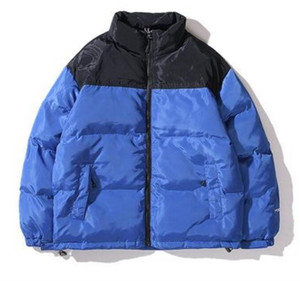 TOP Yeni Yüz Kuzey Erkekler kadınlar Tasarımcı Kapşonlu Parkas Aşağı Coat WINDBREAKER Marka Sıcak ceketler Erkekler Lüks Fermuar Kalın ceketler Coat zzz Tops
