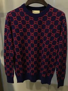 20SS la France dernière mode printemps été lettres collier de jogging hommes pull femme coton occasionnels haut de baseball hoodie chemise rouge 05