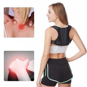 2020 New Universal Adjustable Back fitness women Posture Corrector Shoulder Support Correct Brace For Men&Women