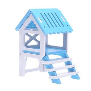Экологический совет Клетка обсерватории Loft игрушки Тип Nest Hamster дом аксессуар Pet