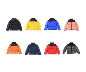 Classic 1996 Mens Stylist rivestimento del cappotto Foglie Stampa Parka Inverno Uomo Donna Inverno piuma cappotto Giacca 90% piumino taglia XS Coat-XXL