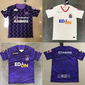 2020 Sanfrecce Hiroshima Soccer Jersey J1 League MORISHIMA PEREIRA VIEIRA Uniforme 2020 21 Sanfrecce Hiroshima Mens Domicile Extérieur Football shirt