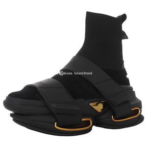Sock stile BBold High Top Sneakers per le donne di lusso Bold Scarpe Calzini di sport delle donne BBold Sport scarpe da donna Chunky Stivali Ragazze Casual Boot