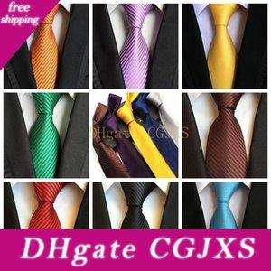 Yeni Moda Erkekler Kravat Katı İpek Saten Kravat 8 cm Ok Tipi Tie Düğün İşadamı boyunbağı mı 16colors