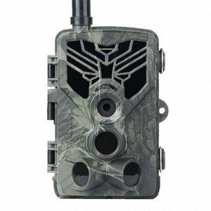 5G Trail камеры HC 810LTE Tracking Охота камеры 16MP Фото Видео Трейл камеры ИК ночного видения Trap Wildlife FWnT #